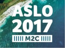 ASLO Aquatic Sciences Meeting 2017 Meeting Logo