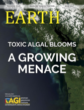 February 2017 issue of EARTH Magazine