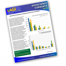 Check out Geoscience Currents #118