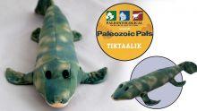Check out PRI's Next Paleozoic Plush Toy Kickstarter
