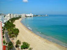 Coral Beach, Isla Verde, Puerto Rico