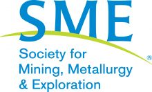 Logo of the Society of Mining and Metallurgy Exploration, Inc. (SME)
