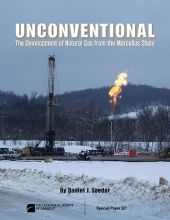 Cover caption: Marcellus Shale well site in Greene County, Pennsylvania. Photo taken in 2010 by Tom Mroz, U.S. Department of Energy (retired).