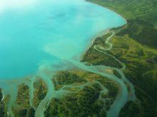 Skilak Lake. Kenai Peninsula, Alaska.