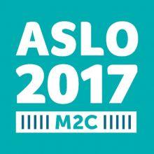 ASLO meeting logo
