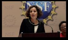 NSF Director France Córdova