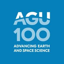 AGU centennial logo
