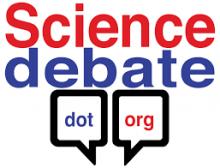 Science Debate logo
