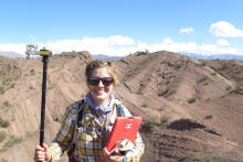 Andrea Stevens, 2016-2017 Harriet Evelyn Wallace Scholar
