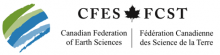 Canadian Federation of Earth Sciences logo