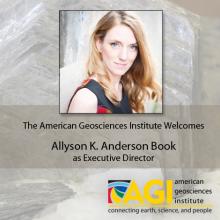 AGI Announces Allyson K Anderson Book as new Executive Director.