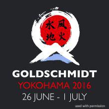 Goldschmidt 2016 Logo