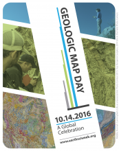 Geologic Map Day Poster