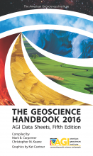 Cover of the Geoscience Handbook