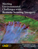 Meeting Environmental Challenges with Remote Sensing Imagery