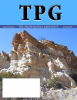 Cover of the July/August/September issue of The Professional Geologists