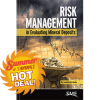 The cover of Risk Management in Evaluating Mineral Deposits.