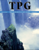 TPG Cover for the January, February and March Issue