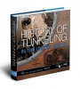 "The cover of SME's new book ""History of Tunneling in the United States"""