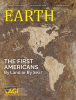 January 2017 cover of EARTH Magazine